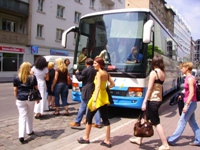 sightseeing bus tours in Vienna